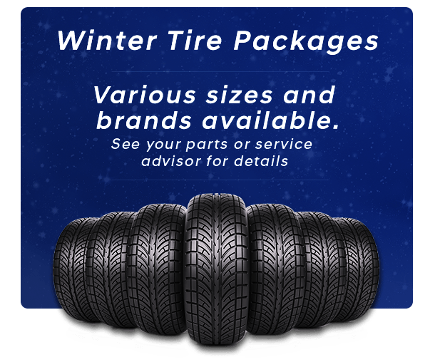 Winter Tire Packages